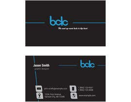 #20 for Design some Business Cards by PeakDesigns1
