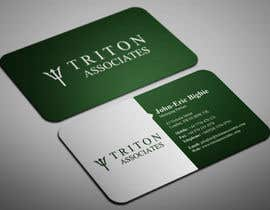 #8 for Typeset Business Cards by smartghart