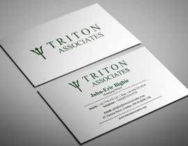 #10 for Typeset Business Cards by smartghart