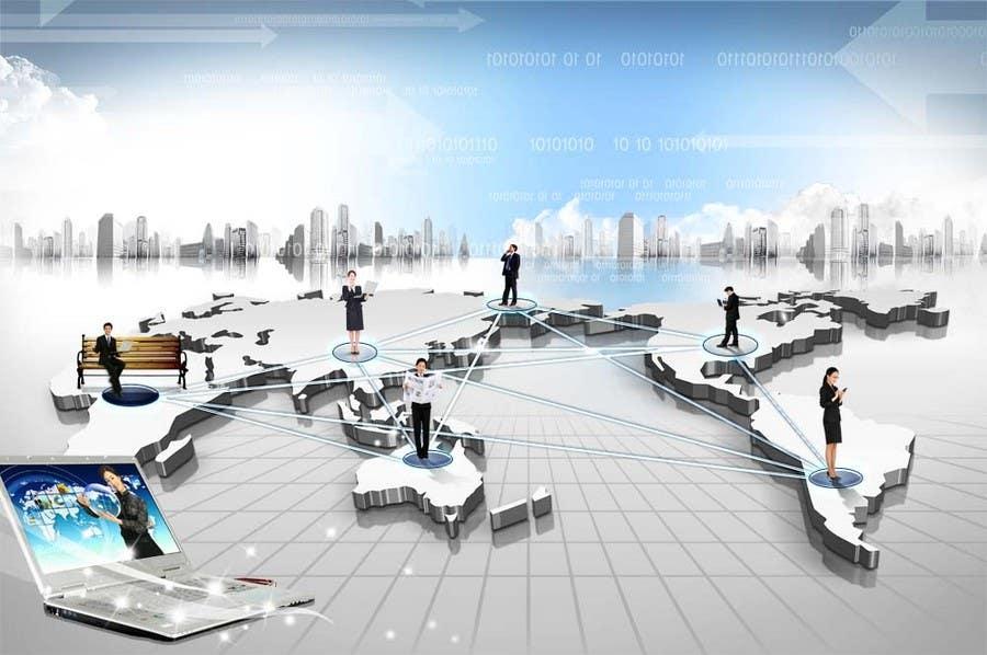 Inscrição nº                                         1                                      do Concurso para                                         Graphic Design of Master Data Management graphic for website