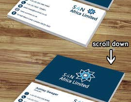 #301 for Design some Business Cards by yallan3raf2016