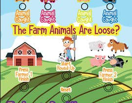 #7 for Farm Animal Round - Up Maze Game by ouzmetu