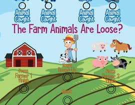 #13 for Farm Animal Round - Up Maze Game by ouzmetu