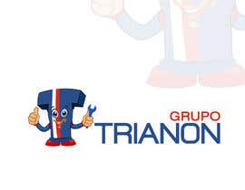 #26 for Designing the Trianon character logo by talgworlddesign