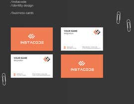 #106 for Develop a Corporate Identity for InstaCode by xsanjayiitr