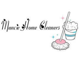#5 for Design a Logo: MUNCIE HOME CLEANERS by sameh2551554