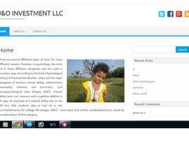 #16 for Create Simple Three Page Wordpress Website by Abdurrafikhattak