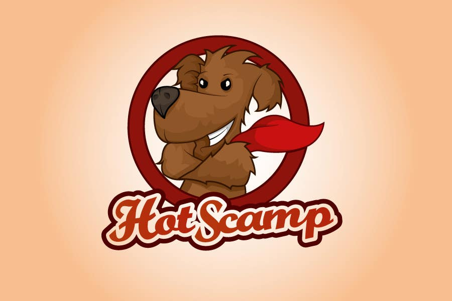 Конкурсная заявка №57 для Illustration Design for HotScamp