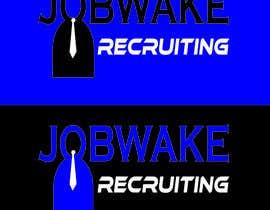 #10 for Logo Design - JobWake by rajubiswas0196