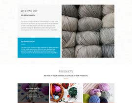 #18 for Craft and Trimming Home Page by bestwebthemes