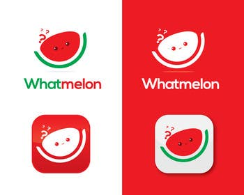 Image of                             Watmelon | Design logo for mobil...