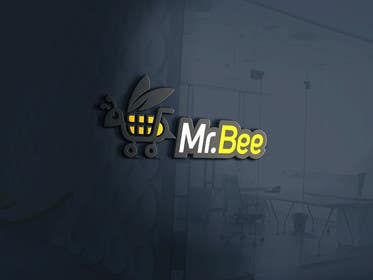 #96 for Design a Logo for Mr Bee by Moon1990