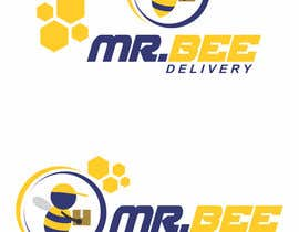 #70 for Design a Logo for Mr Bee by reyryu19