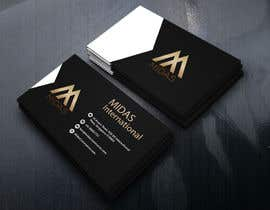 #21 for Design a Logo and business card by asamonimoni