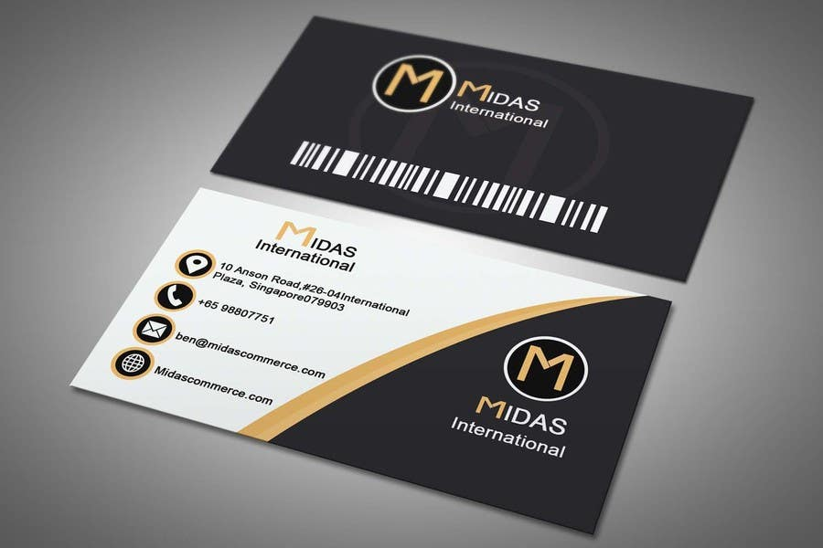 Contest Entry #30 for Design a Logo and business card