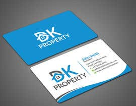 #28 for DK Property needs a logo by patitbiswas