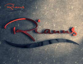 #50 for Logo for Rianns by zahidhasan701