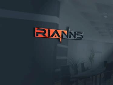 #24 for Logo for Rianns by sabujisla