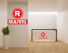 #74 for Logo for Rianns by Sojibhossain3002