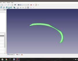 #3 for I need a 3D object in freecad by abdelhaksam