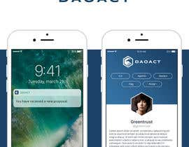 #7 for iPhone App screenshot mockup by JulioEdi