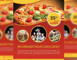 #8 for SW FL Best Pizza by Couple Flyer by gaurav101290