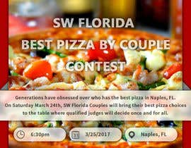 #9 for SW FL Best Pizza by Couple Flyer by acidonexAcidOnex