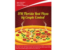 #3 for SW FL Best Pizza by Couple Flyer by azgraphics939