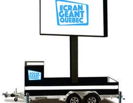#8 for Design du Logo Écran Géant Québec by agency408