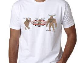 #44 for Moosehead Shirt by spashik2