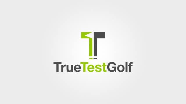 Penyertaan Peraduan #                                        60                                      untuk                                         TrueTestGolf Logo