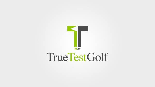 Penyertaan Peraduan #                                        68                                      untuk                                         TrueTestGolf Logo