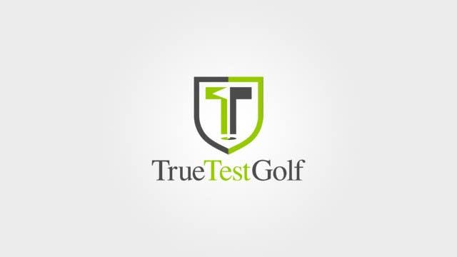 Penyertaan Peraduan #                                        70                                      untuk                                         TrueTestGolf Logo