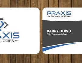 #135 for Design some Business Cards by petersamajay