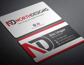 #118 for Redesign Business Card by BikashBapon