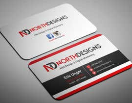 #17 for Redesign Business Card by smartghart