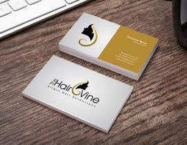 #7 for The Hair Vine needs Business Cards by Zebel1977