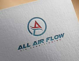 #117 for Design a Logo (All Air Flow) by ASGDesigner