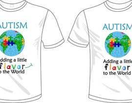 #54 for Autism World T Shirt by satishandsurabhi