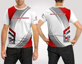 nº 30 pour Design a t-shirt & polo shirt par Qomar