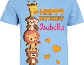 #35 for Create Unique Design for Children Tshirt by dyanakamaruddin