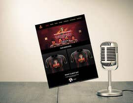 #4 for Gaming Team Website by azshuvo4747