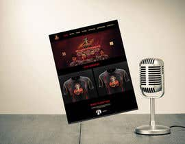 #21 for Gaming Team Website by azshuvo4747
