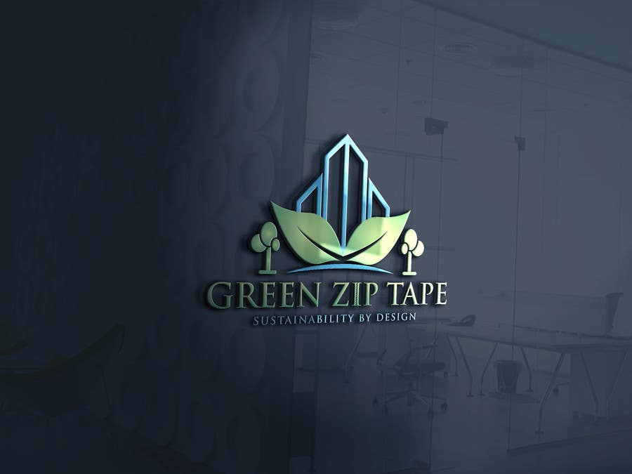 Contest Entry #540 for GREENZIP LOGO
