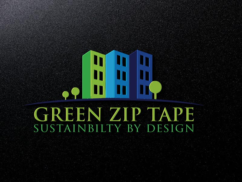 Contest Entry #618 for GREENZIP LOGO