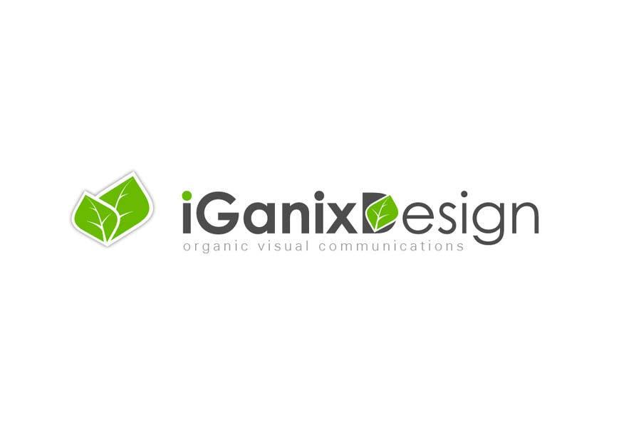 Конкурсная заявка №217 для Logo Design for eGanic Designs