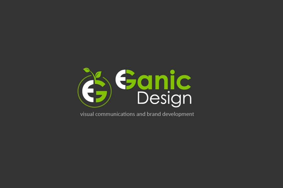 #135 for Logo Design for eGanic Designs by greatdesign83
