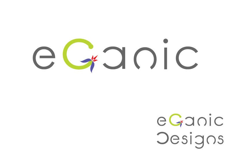 #101 for Logo Design for eGanic Designs by sirvasili