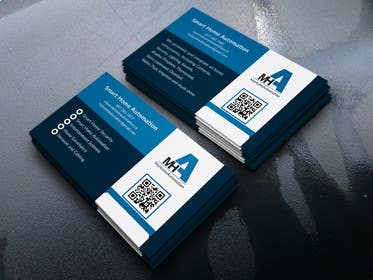 #218 for business card by sabbir049