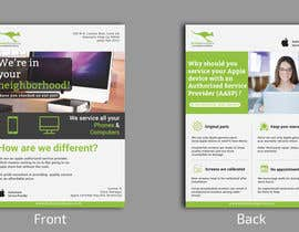 #3 for Direct Mail - Flyer by abirmahmood